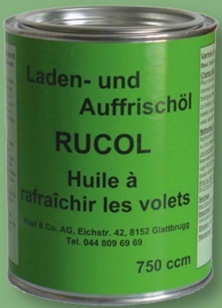 RUCOL Laden- und Auffrischöl