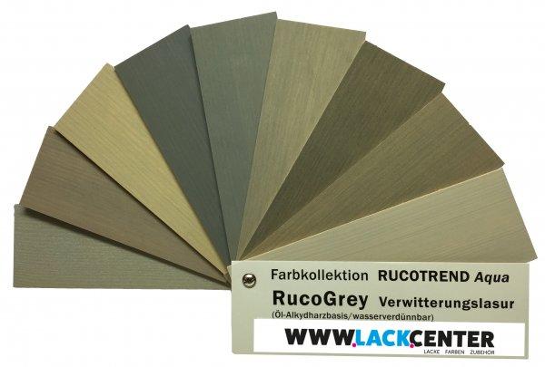 Farbtonfächer RucoGrey