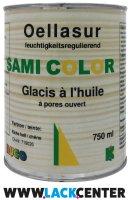 SAMICOLOR Öllasur 0,75 / halbglanz