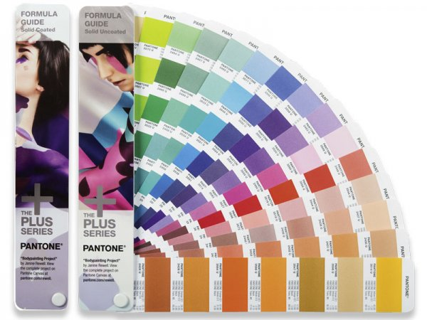PANTONE Formula Guide Farbfächer