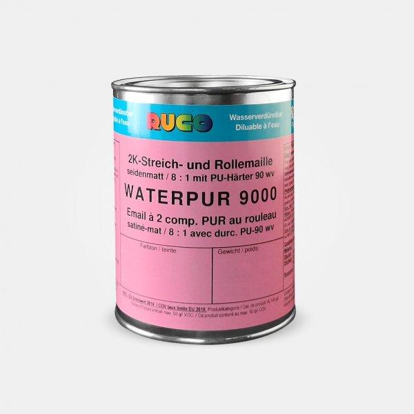 WATERPUR 9000 2K Streich- & Rollemaille Wasserlack