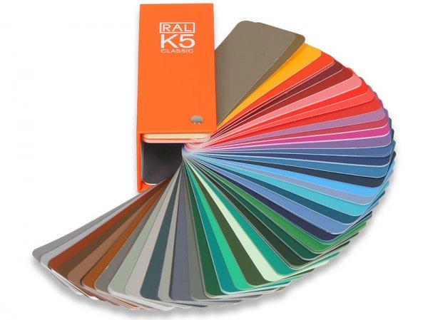 RAL-Classic K5 Farbfächer