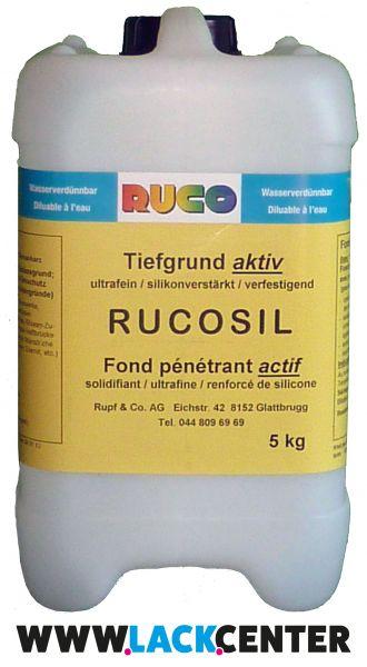 RUCOSIL Tiefgrund aktiv wv