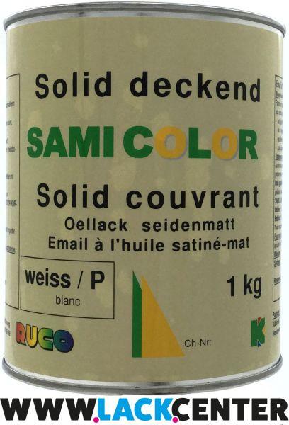 SAMICOLOR Solid Öl-Farblack