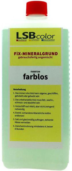 FiX Mineralgrund farblos + bienenfreundlich