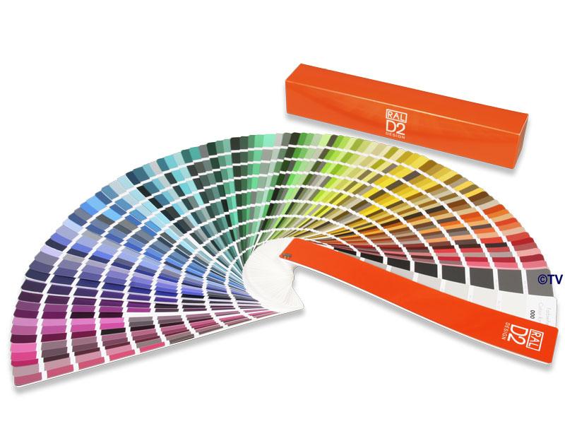 Ral E3 Effekt Farbfacher