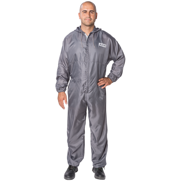 SATA suit grey
