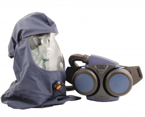 Atemschutzset Gebläse SR 500 / Haube SR 530 [Th3]