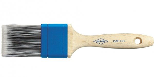 Flachpinsel - KREX Kunstfasern, Kunststofffassung