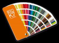 RAL-Classic K7 Farbfächer