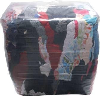 Industrieputzlappen - 10 kg Ballen