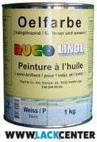 RUCOLINOL Ölfarbe 1 / halbglanz
