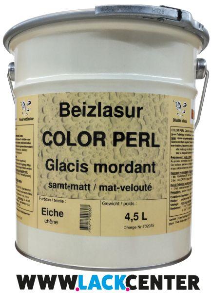 COLOR PERL Holzschutz-Beizlasur